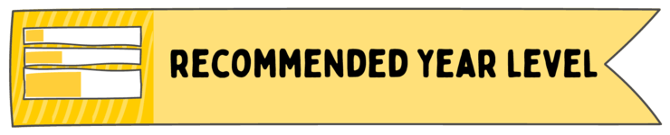 Recommended Year Level