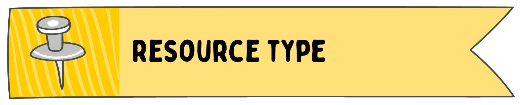 Resource type