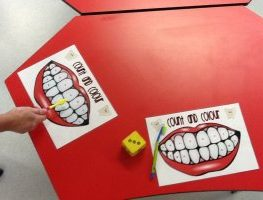 Say Cheeeeese! Teach Students the Correct Way of Brushing Teeth
