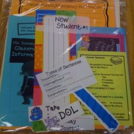 Top Teacher Tip #7: Preparing New Student Packs