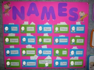 nifty names teaching stuents how to write their name correctly top teacher