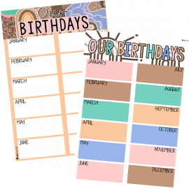 Birthday Posters Juguli EDITABLE