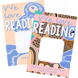 We Love Reading Books Juguli